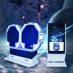 La réalité virtuelle 9D VR Cinéma 2 Président de l'oeuf de siège
