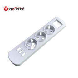 مقبس USB كهربائي مخصص لمآخذ حقن غطاء المقابس