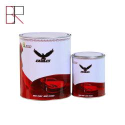 Una calidad superior Bangrong Spray acrílico Alquiler de acabar la Pintura de recubrimiento Auto Body