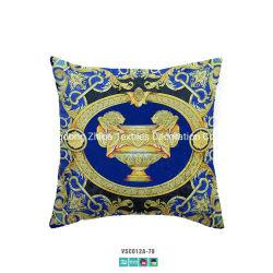 Kussen van de Laag van het Fluweel van Versace van het Beddegoed van het huis het Druk Beklede