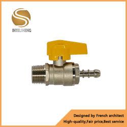 황동 중지 가스 밸브 볼 밸브(TF-2620)