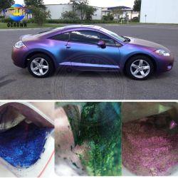 Chameleon эффект авто краски пигмента Переключение цвета Порошок для автомобилей