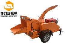 Beste Chipper van de Prijs Mobiele Houten Diesel Houten Chipper Van uitstekende kwaliteit met Ce