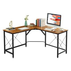 PC portable au design moderne table Bureau d'étude Tableau noir métallique de bureau à domicile