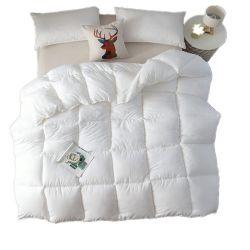 Tissu de coton à 100 % couette en duvet de canard par Bsy literie