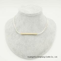 Electroplate и Электрофорез мода украшения четырех единиц Platinum Оцинкованные цепи змей с золотистый цвет и не вешайте трубку