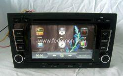 カー DVD プレーヤー + Bluetooth + iPod + オーディオ + ラジオ( Audi A4/Q5 用