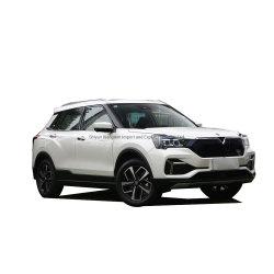 Top China novo volante à esquerda Fwd automático eléctrico 5 Porta 5 lugar carro SUV automóveis com bagageiro de Carga Traseira