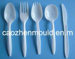 Forcella dell'iniezione/muffa a gettare di plastica lama/del cucchiaio