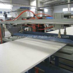 Panel de la junta de espuma de plástico XPS la línea de máquinas de producción de extrusión
