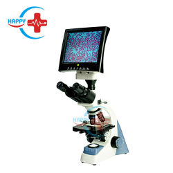 Hc-B079 Display LCD de elevada qualidade de luz LED LED para microscópios com preço de fábrica /Microscópio LCD