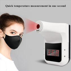 جدية [نون-كنتكت] يعلى تحت أحمر درجة حرارة قياس جبين ميزان حرارة مع إنذار