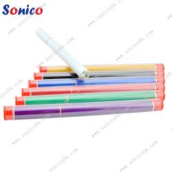 2013 металлические 7 Цветные одноразовые Электронные сигареты (PD303)