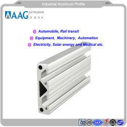 Revestimento a pó/Anodização Liga/Cari/Thermal Break/Wood-Grain/Industrial/alumínio extrudido/Perfil de extrusão de alumínio para portas e janelas