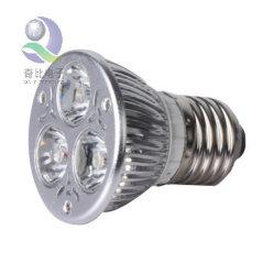E27 Base LED spotlight (QBSE27-3*1nous)