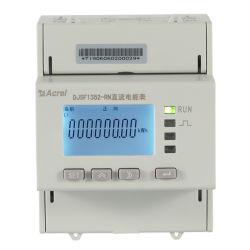 Compteur d'énergie DC bidirectionnel pour station de charge EV Pile