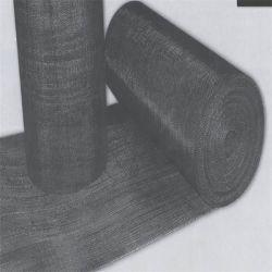 40-300 Mícron pano de malha de arame de ferro preto para filtragem