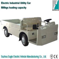 Vehículo Eléctrico Industrial, Carrier Carga, (EG6021H, Max 800kgs Capacidad de carga.)
