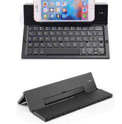 Tragbare faltbare kabellose Bluetooth-Tastatur für PC Tablet-Smartphones