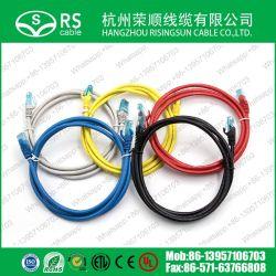 De bonne qualité UTP Cat5e/FTP/SFTP Cordon de raccordement