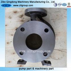 La norme ANSI en acier inoxydable Durco /carter de pompe en acier allié faite par le moulage au sable