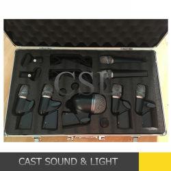 De bèta Professionele Uitrusting van de Microfoon van de Trommel van de Studio Dmk7-XLR7