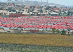 Angola-ökonomisches modulares helles Stahlkonstruktion-bewegliches vorfabriziertes Haus (KXD-pH30)