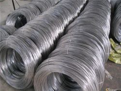 Commerce de gros 55crsi, ASTM 9254, JIS Sup 12 fil ressort en acier trempé d'huile de la vanne
