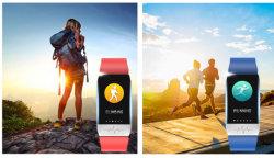 Android Fitness Tracker Y6 PRO Waterlالمقاوم للمياه Sports Smart Bracelet Watch بطاقة ساعة يد إنفيكتا
