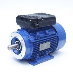 С двумя конденсаторами 2HP 5 HP 10HP одна фаза электродвигателя насоса для воздушного компрессора