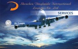 خدمة الشحن الجوي الدولي DDU DDP إلى سنغافورة