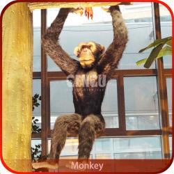 Animatronic Monkey 動物の 3D モデル