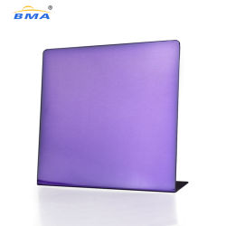 Planos de diferente tamaño multifuncional Metal Bulletin Board, el mensaje de la Junta de Metal Colgante Nota Junta, la Junta de Metal magnético