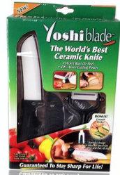 Conjunto da Faca de cerâmica Blade Yoshi (TV0109)