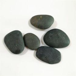 Le paysage de roches décoratives et de pierres de la nature des galets de gros caillou Stone