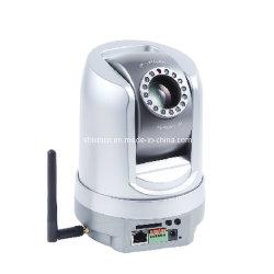 Ультракрасная Камера, Камера Слежения Ночного Видения, Камера IP PTZ Беспроволочная (IP-129HW)