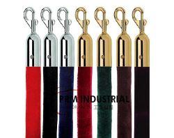 "Premium Cordes 1,5""/38mm de diamètre de coeur de la corde en velours de coton"
