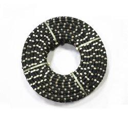 Granite 블록 절단용 11.5mm 소결 다이아몬드 와이어 톱