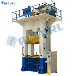 1500 toneladas estrutura H Prensa Hidráulica Ferramentas para moldagem por compressão da folha de SMC 1500T H Type Prensa Hidráulica a máquina