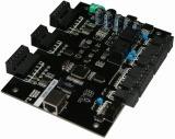O TCP/IP da Placa Controladora de acesso com o software de banco de dados Access Link-02