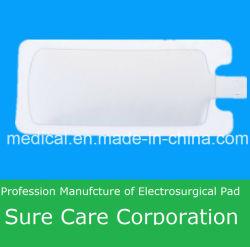 Patins de mise à la terre Electrosurgical jetables / plaques d'ESU