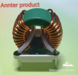 Bobina induttore per filtro EMI con bobina di modo comune con nucleo in ferrite, 3,2 mh 6,0 A.