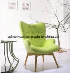 단단한 나무 소파 단 하나 피복 예술 형식 창조적인 의자는 주문을 받아서 만들어진 게으른 작은 소파 (M-X3665)일 수 있다