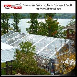 Адаптированные для использования вне помещений алюминиевых роскошь пролет Группа Палатка для свадебное выставочного мероприятия