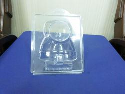 Clear Clamshell Box para chuveiro Cabeça Plastic Packing Box para casa de banho Cabeça