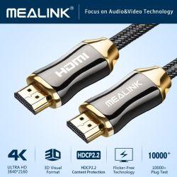 Hochgeschwindigkeits-HDMI 2.0 Kabel des Kabel-4K HDMI mit 4K@60Hz 2160p 18gbps 3D Hdcp 2.2 HDMI Kabel