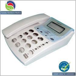 Custom Prototype pour le téléphone de moulage par injection plastique CAS18045 (PL)