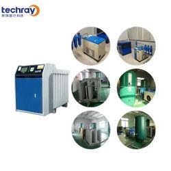 Equipamento de gás medicinal oxigênio proveniente de sistema da máquina de oxigénio a fabricante de geradores com marcação ISO