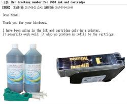 100 ml Industrial Tij2.5 Solvent Based Ink Price in bulk