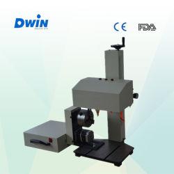 空気圧式マーキング機械、金属および非金属用ピンによるマーキング